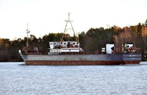 rahtilaiva m/s STK-1007