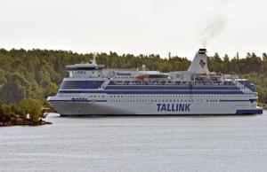 matkustajalaiva SILJA FESTIVAL