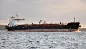 tankkeri BALTIC FORCE