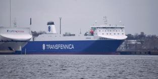 rahtilaiva m/s Corona Sea