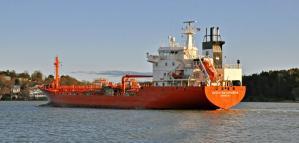 tankkeri m/t Dutch Aquamarine