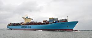 rahtilaivat m/s Ebba Maersk