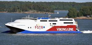 matkustajalaiva HSC Express