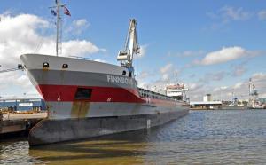 rahtilaiva m/s Finnborg