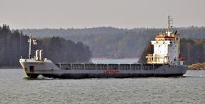 rahtilaiva m/s LEHMANN BAY