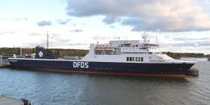 laiva m/s Liverpool Seaways