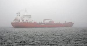tankkeri m/t Sten Bergen