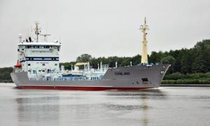tankkeri TERNLAND
