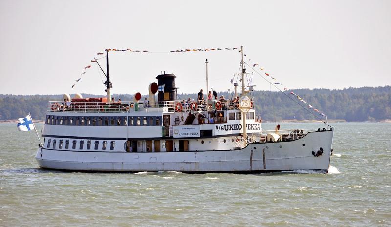matkustajalaiva s/s Ukkopekka
