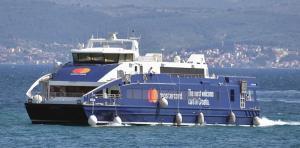 matkustajalaiva m/s Vida