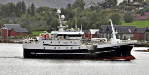 kalastusalus Vonar