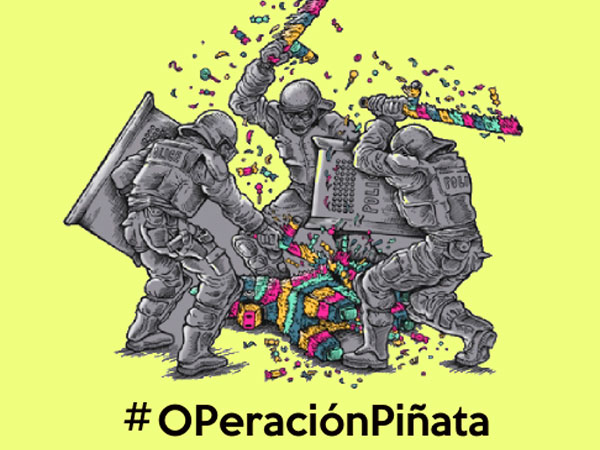 Resultado de imagem para operacion piñata anarquismo