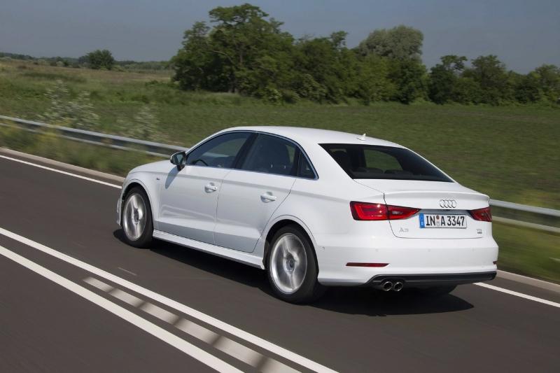 Un format berline pour l'Audi A3