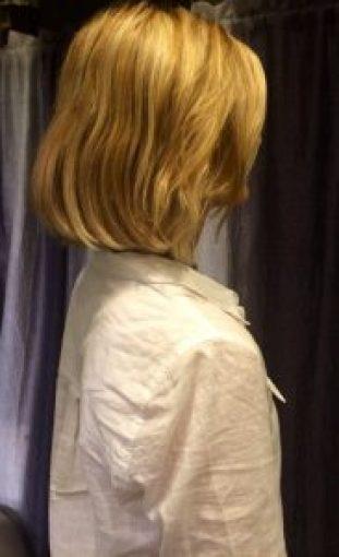 hair salon la jolla hair stylist advanced hair aesthetic before