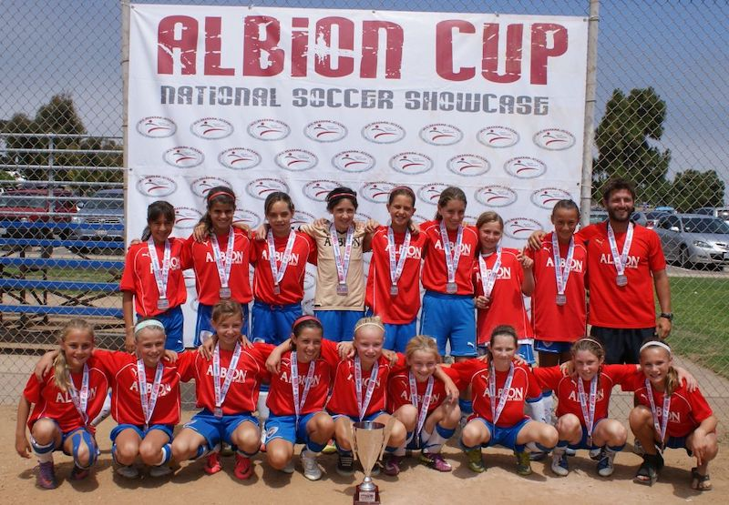 Albion Cup children's soccer