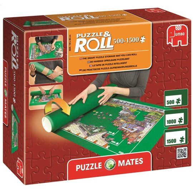 puzzle roll tapis de casse tete