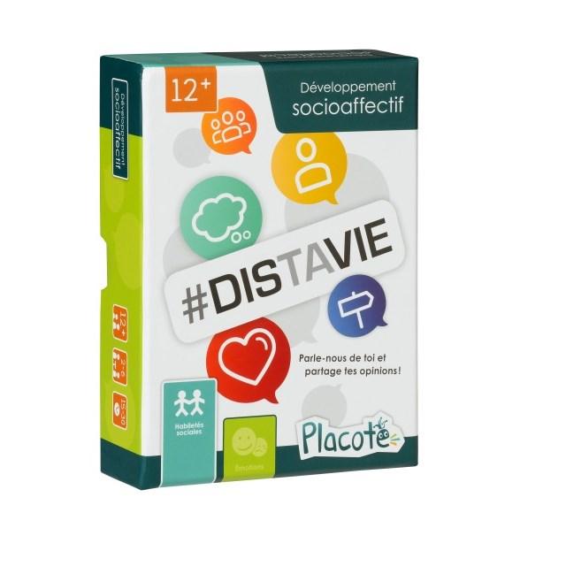 Placote - Socioaffectif - #Dis ta vie