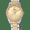 Reloj Lotus mujer bicolor