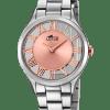 Reloj lotus mujer esfera transparente