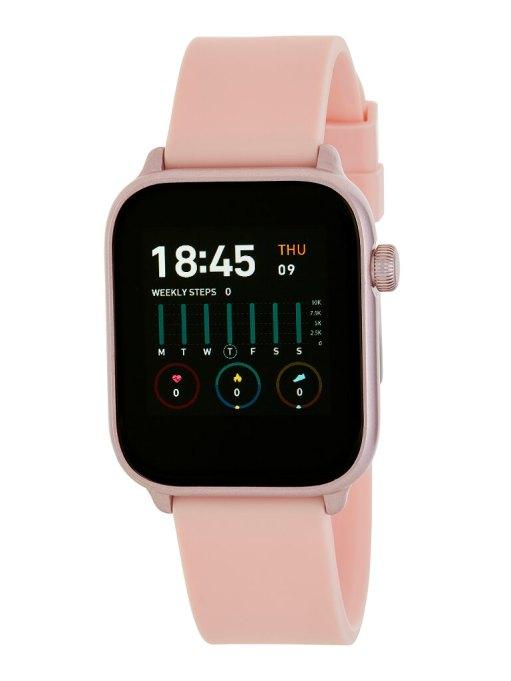 Reloj inteligente marea color rosa