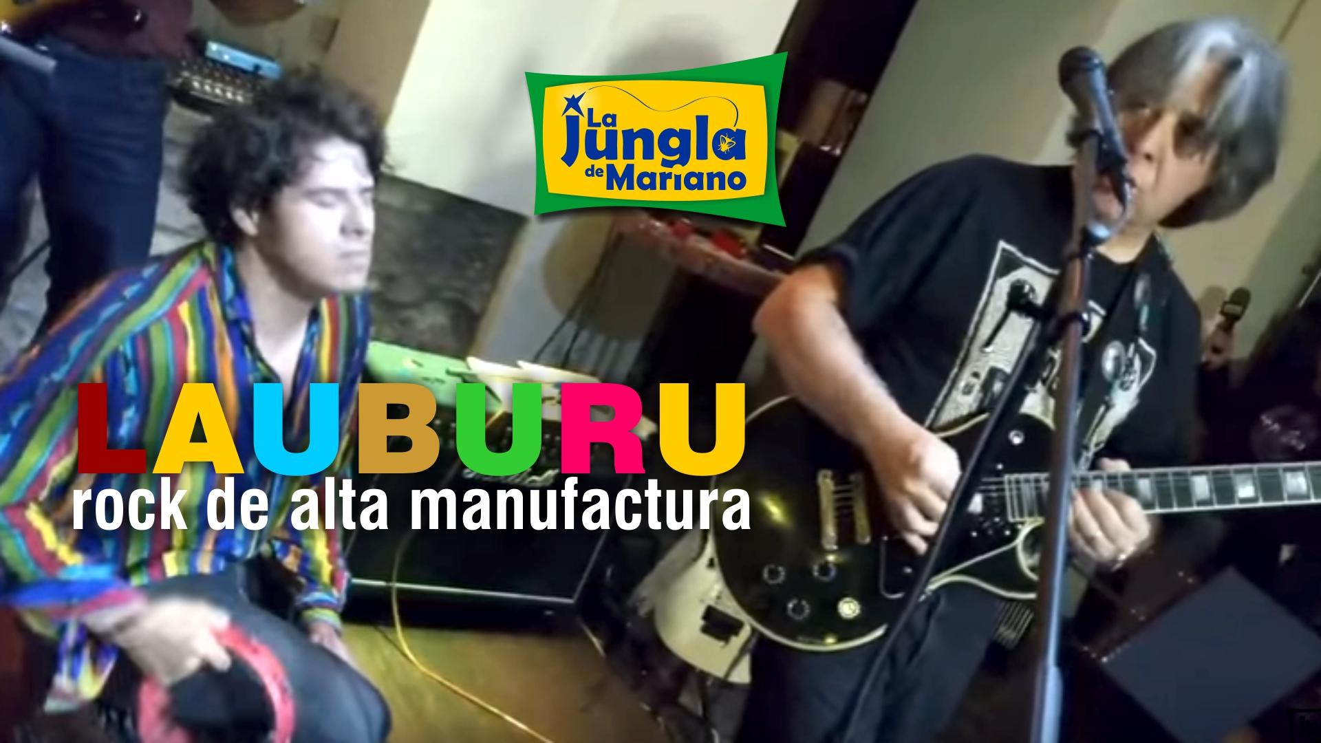 Rock de alta manufactura (LIVE VIDEO)