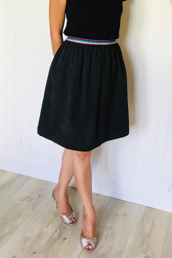 Jupe courte Festival - La jupe Normande - vêtements et accessoires made in Normandie
