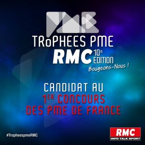 Trophées PME 2019 RMC Paris La Jupe Normande MADE IN FRANCE