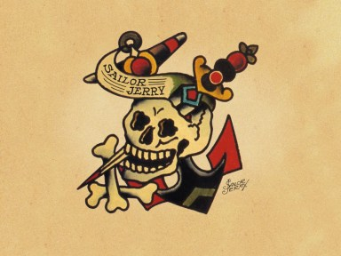 Sailor Jerry et le tatouage old school