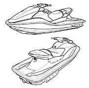 2004-2007 Honda Aquatrax ARX1200N3/T3/T3D Factory Service