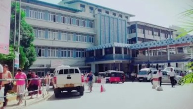 Kandy Hospital becomes a hotbed of covid project due to ineffective treatment methodology