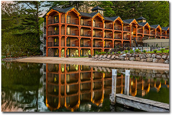 Hotels Inns And Resorts Around Lake Winnipesaukee In New Hampshire
