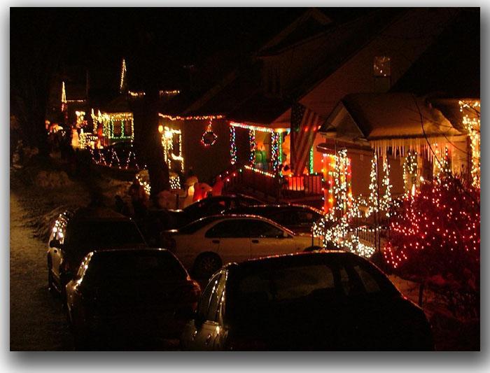 Holiday Christmas Events Around Lake Winnipesaukee In New