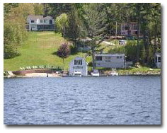 Condominiums As Vacation Rentals  Lake Winnipesaukee In