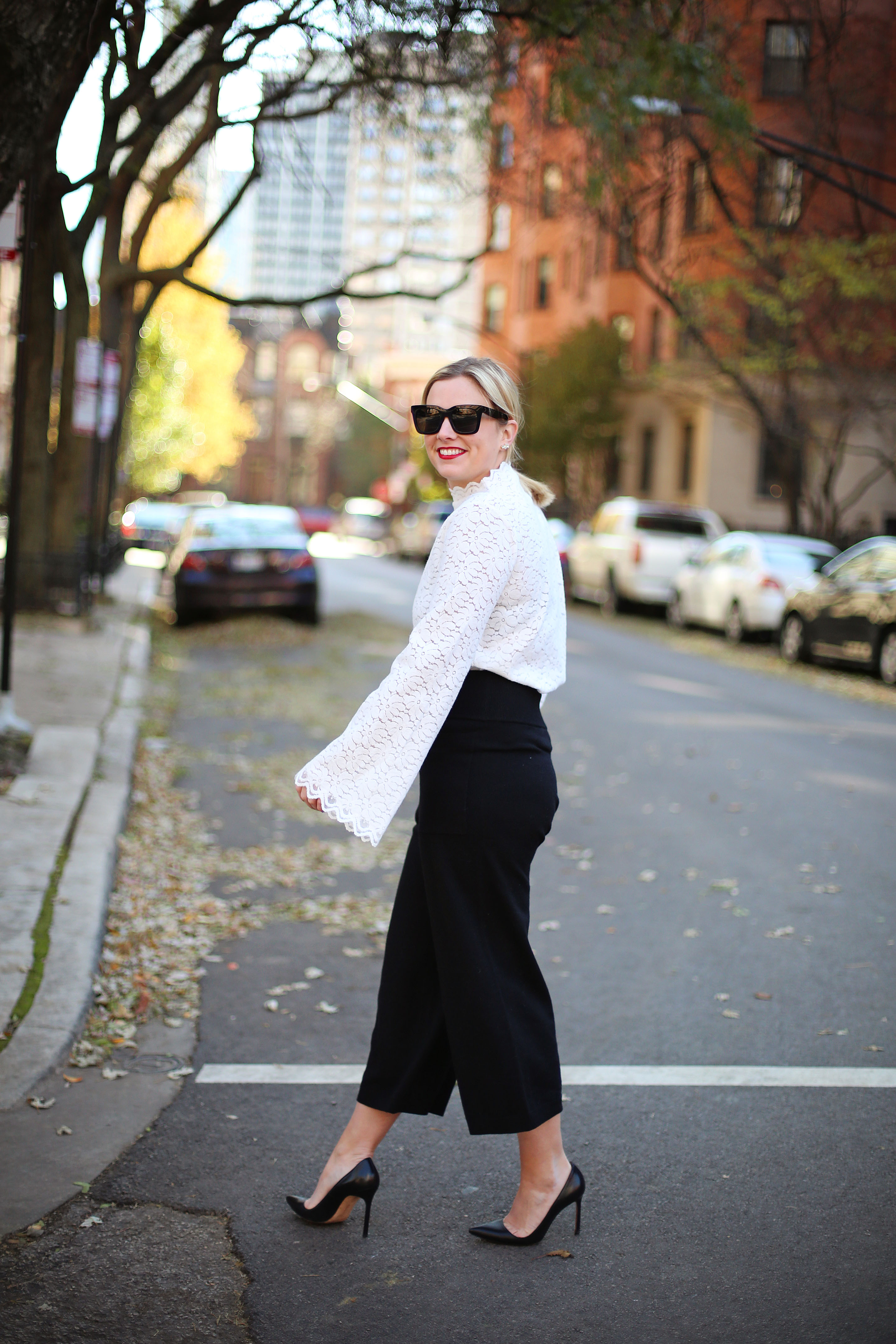 Holiday inspo for the ladies from Banana Republic