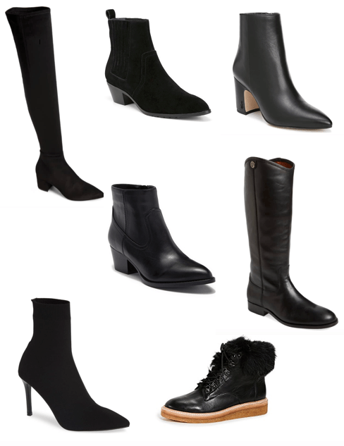 7 Must Have Booties For Fall