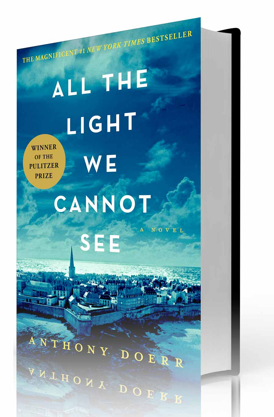 BOOK CLUB All The Light We Cannot See  Lake  Sumter STYLE