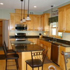 Kitchen Cabinets Mn Tuscan Wall Clocks Archives Lake Area Painting Decorating St Restored Maple Ham Minnesota