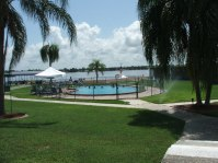 A Lake AND Swimming Pool