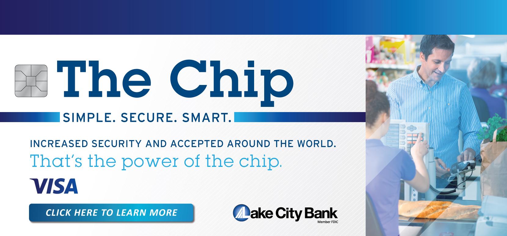 Lake City Bank Personal Banking
