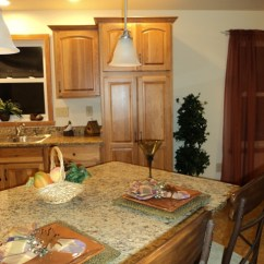 Custom Made Kitchen Cabinets Pot Racks The Gina Louise Viii: A Delightful Ranch - Lake City Homes