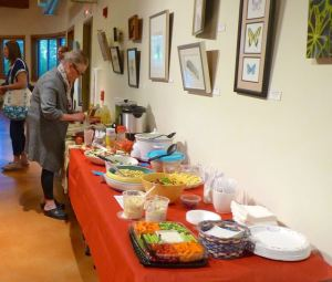 Annual Potluck Dinner @ Heller Nature Center | Highland Park | Illinois | United States