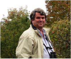 Field Museum conservation ecologist Doug Stotz