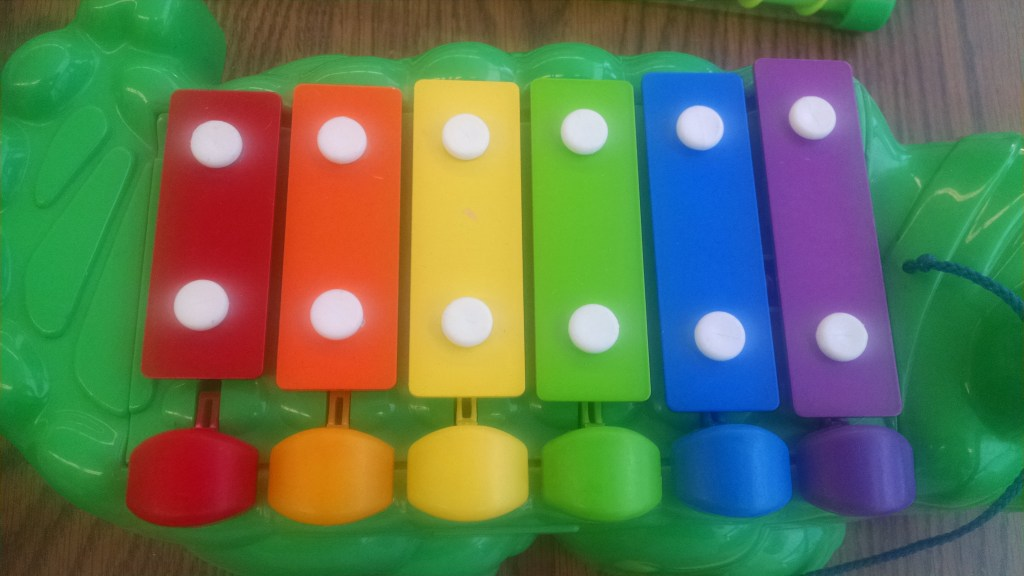 Preschool starts the Music Study