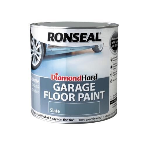 Ronseal Garage Floor Paint Slate 25 Litre  Lakedale