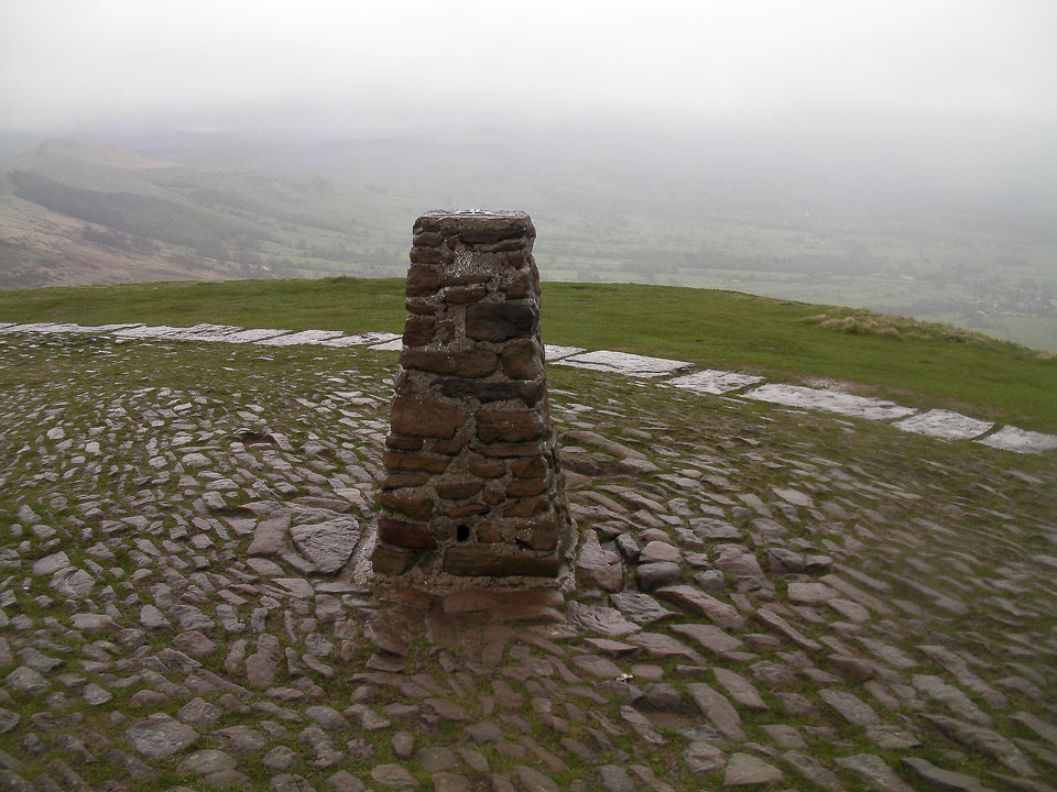Lords Seat  Mam Tor
