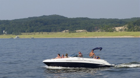 Watercraft Rental Along The Lake Michigan Shoreline Lake Effect Living