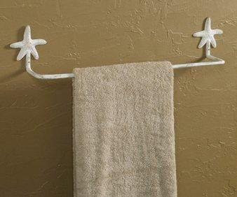 Starfish Towel Bar by Park Designs