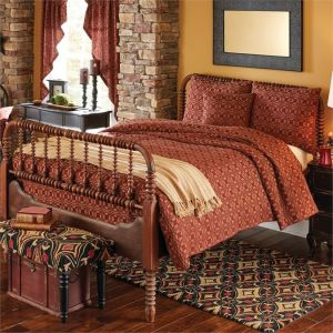 Campbell Wine Bedding by Park Designs