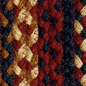 Blueberry Braided Rugs by IHF