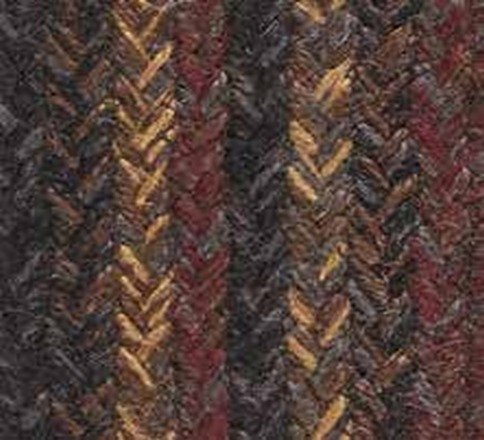 Slate Braided Rugs by IHF